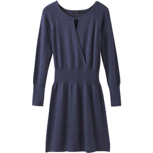 Prana Sonatina Kleid Damen midnight dew heather midnight dew heather