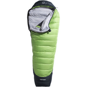 Nordisk Celsius -10° Sleeping Bag XL peridot green/black peridot green/black