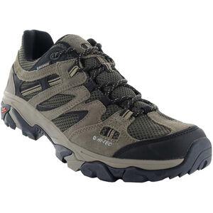 Hi-Tec Ravus Vent Low WP Shoes Herren taupe/olive/black/light taupe/olive/black/light