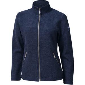 Ivanhoe of Sweden Bella Full-Zip Jacket Damen light navy light navy