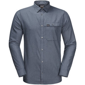 Jack Wolfskin Naka River Shirt Herren night blue night blue