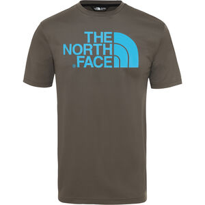 The North Face Tanken T-Shirt Herren new taupe green new taupe green