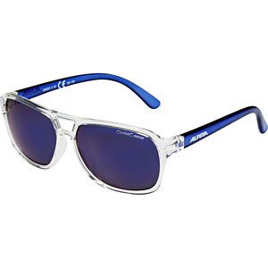 Alpina Yalla Glasses Kinder clear-blue clear-blue
