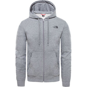 The North Face Open Gate Light Full-Zip Hood Herren tnf medium grey heather tnf medium grey heather