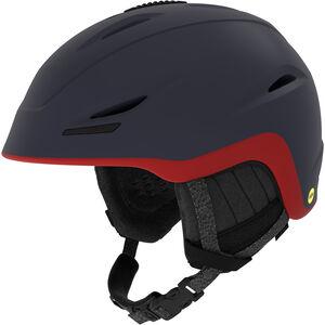 Giro Union MIPS Snow Helmet mat midnight-dark red sierra mat midnight-dark red sierra