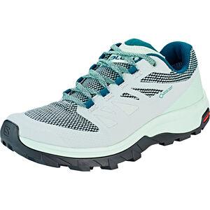 Salomon Outline GTX Shoes Damen pearl blue/icy morn/reflecting pond pearl blue/icy morn/reflecting pond