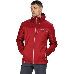 Regatta Highton Stretch Waterproof Shell Jacke Herren delhi red delhi red