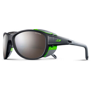 Julbo Exp*** 2.0 Spectron 4 Sunglasses matt gray/green-brown flash silver matt gray/green-brown flash silver