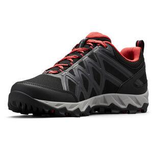 Columbia Peakfreak X2 Outdry Schuhe Damen black/daredevil black/daredevil