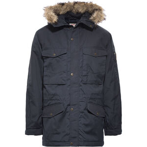 Fjällräven Sarek Winter Jacket Herren dark navy dark navy