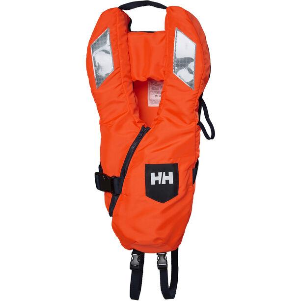 Helly Hansen Safe+ Rettungsweste Jugend fluor orange