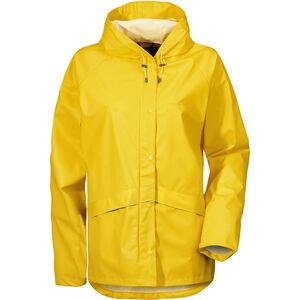DIDRIKSONS Avon Jacke Damen yellow
