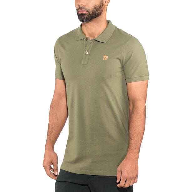 Fjällräven Övik Polo Shirt Herren tarmac
