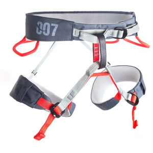 Fixe 007 Harness light grey/dark grey/red light grey/dark grey/red