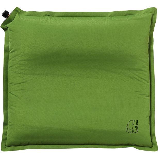 Nordisk Morgen Pillow green/black