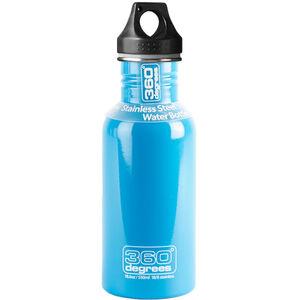 360° degrees Stainless Drink Bottle 550ml sky blue sky blue