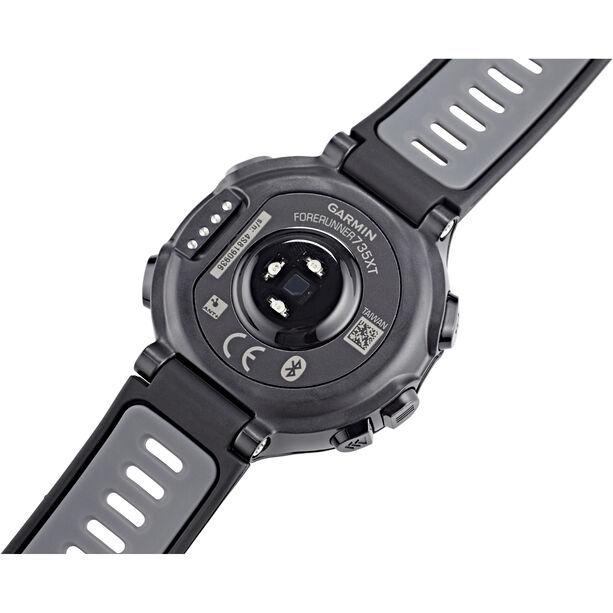 Garmin Forerunner 735XT GPS Laufuhr black/gray