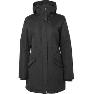 North Bend City Parka Damen schwarz schwarz