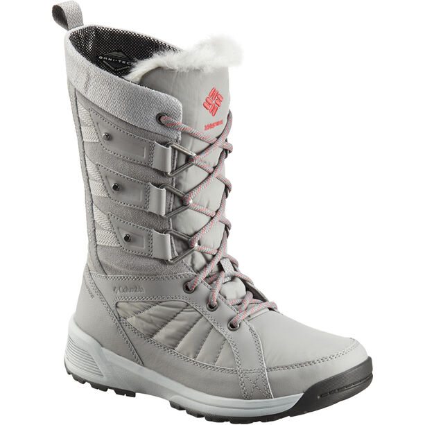 Columbia Meadows Omni-Heat 3D Boots Damen monument/sunset red