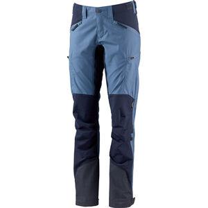 Lundhags Makke Pants Damen azure/deep blue azure/deep blue