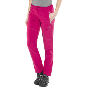 Meru Hawea Technical Pants Damen cerise/grey cerise/grey