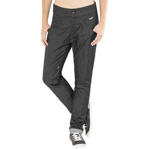 Triple2 BUEX Pants Damen black denim black denim