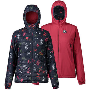 Maloja MüsellaM. Wendbare Primasoft Jacke Damen mountain lake/mountain meadow mountain lake/mountain meadow