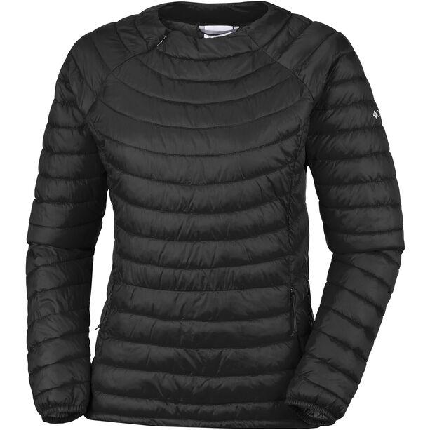 Columbia Powder Pass Pullover Damen black