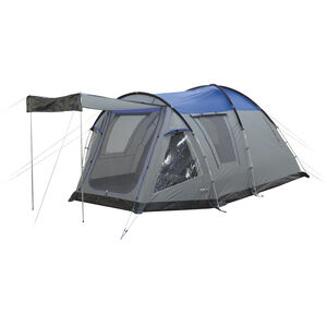High Peak Santiago 5 Tent grey/blue grey/blue