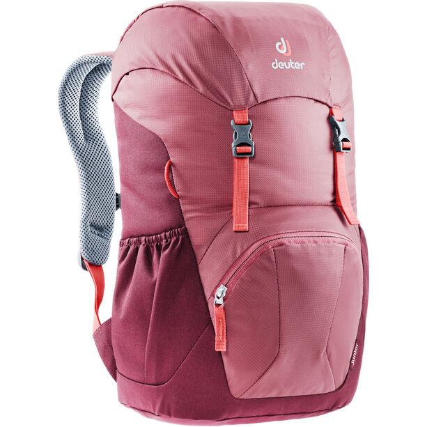 Deuter Junior Backpack 18l Kinder cardinal-maron