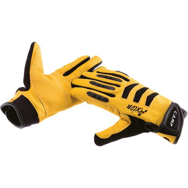 Camp Axion Handschuhe yellow/black