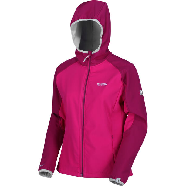 Regatta Arec II Jacket Damen duchess/beetroot