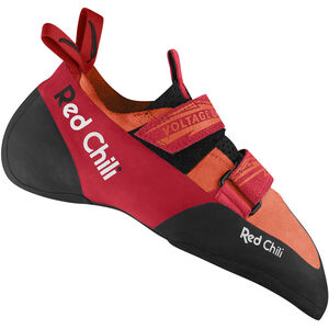 Red Chili Voltage LV Climbing Shoes orange-red orange-red