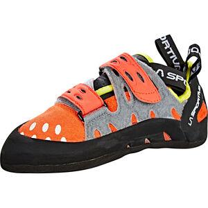 La Sportiva Tarantula Climbing Shoes Damen coral coral