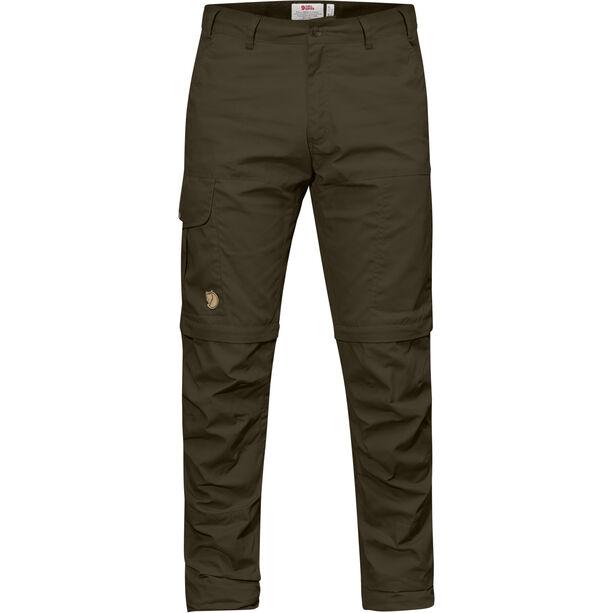 Fjällräven Karl Pro Zip-Off Trousers Herren dark olive