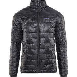 Patagonia Micro Puff Jacket Herren black black