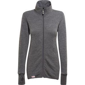 Woolpower 400 Full-Zip Jacket grey grey