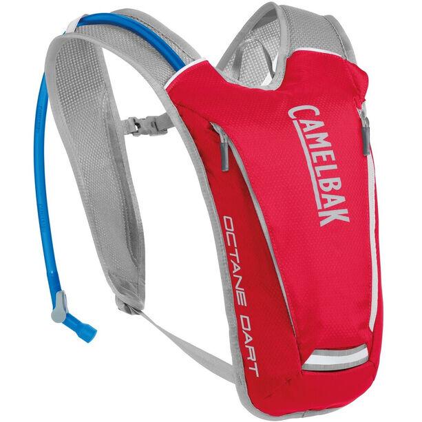 CamelBak Octane Dart Hydration Pack 1,5l crimson red/silver