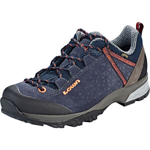 Lowa Sassa GTX Low Shoes Damen navy/peach navy/peach