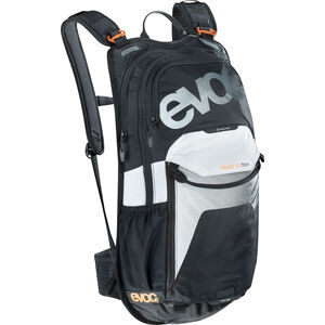 EVOC Stage Team Technical Performance Pack 12l black/white/neon orange black/white/neon orange