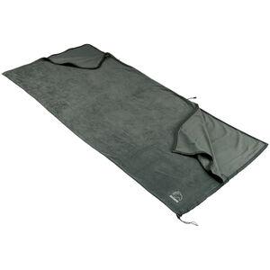 Nordisk Fleeceinlett blanket dark grey dark grey