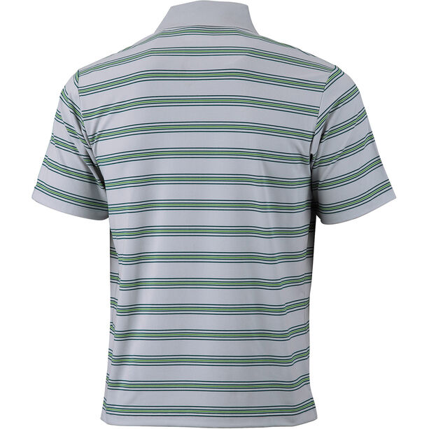 Columbia BIG Smoke II Stripe Polo Herren clean green