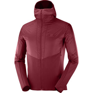 Salomon Outline Warm Jacke Herren biking re biking re