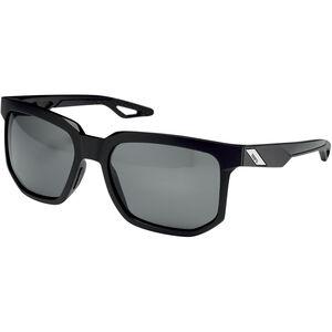 100% Centric Smoke Glasses matte black matte black