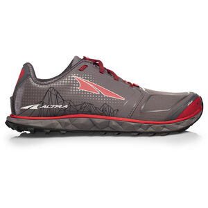 Altra Superior 4 Running Shoes Herren gray/red gray/red