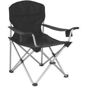 Outwell Catamarca Stuhl Arm Chair XL black black