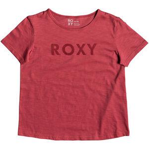 Roxy Red Sunset A Shortsleeve T-Shirt Damen american beauty american beauty
