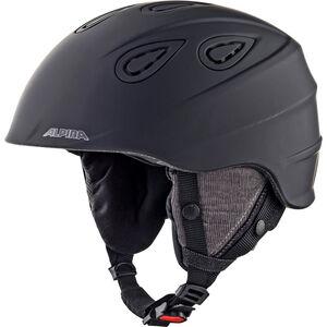Alpina Grap 2.0 L.E. Ski Helmet black matt black matt