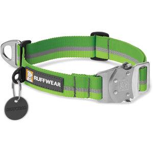 Ruffwear Top Rope Collar meadow green meadow green