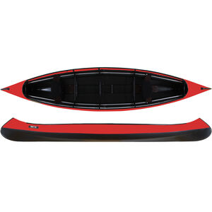 Triton advanced Canoe rot/schwarz rot/schwarz
